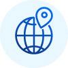 2Tbps Global Backbone Capacity